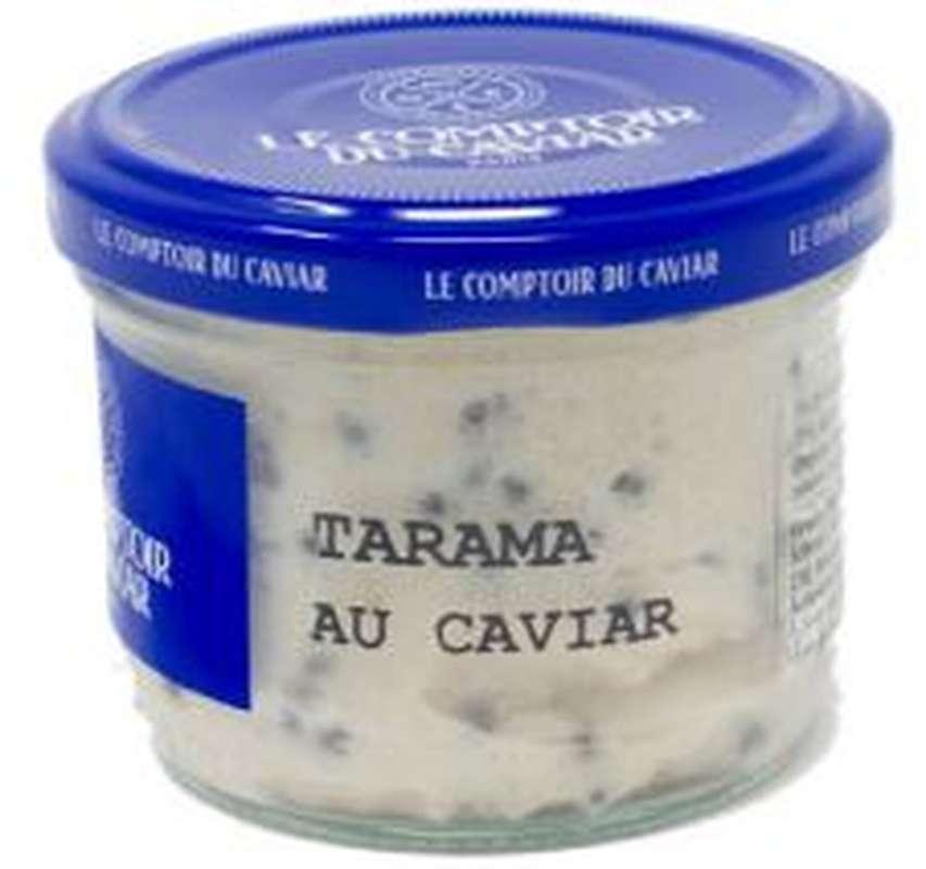 Tarama au Caviar 5%, Le Comptoir du Caviar (90 g)