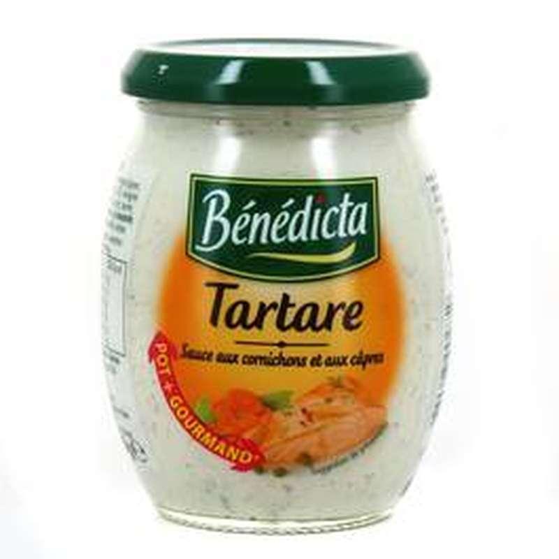 Sauce Tartare, Bénédicta (260 g)