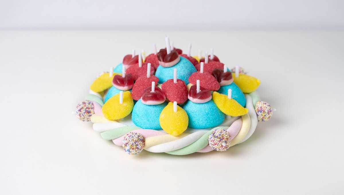 Tarte de bonbons, Tonton Pierrot (295 g)