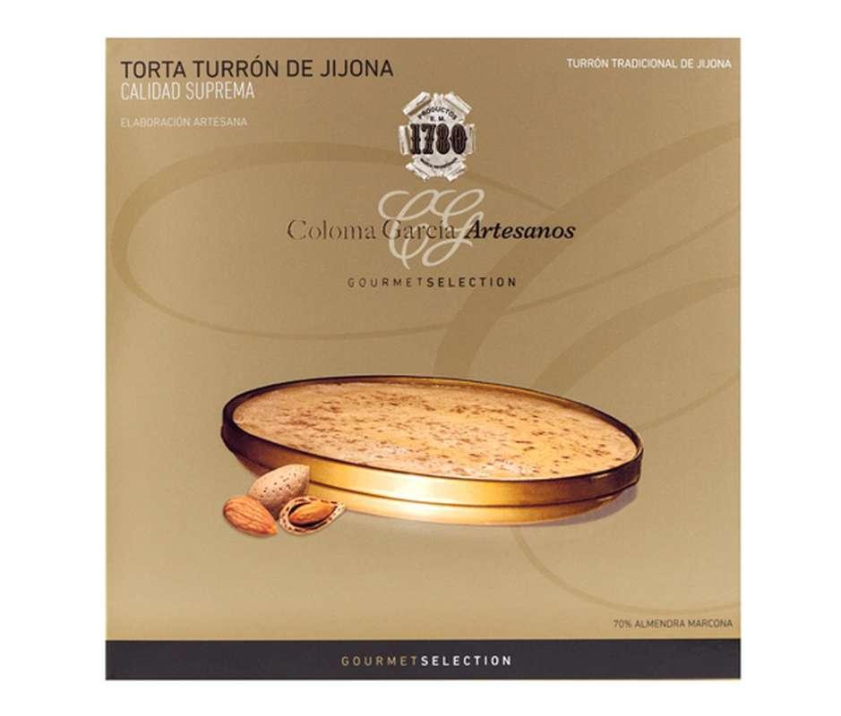 Tarte de turron gourment de Jijona, Coloma Garcia (200 g)
