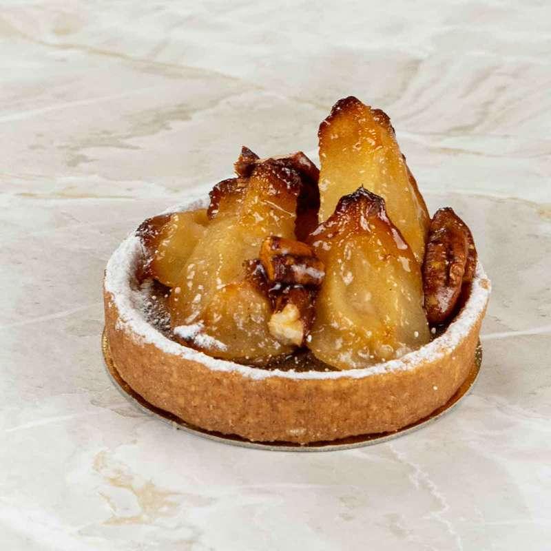Tartelette poire et noix de Pécan, La Grande Épicerie de Paris (150 g)