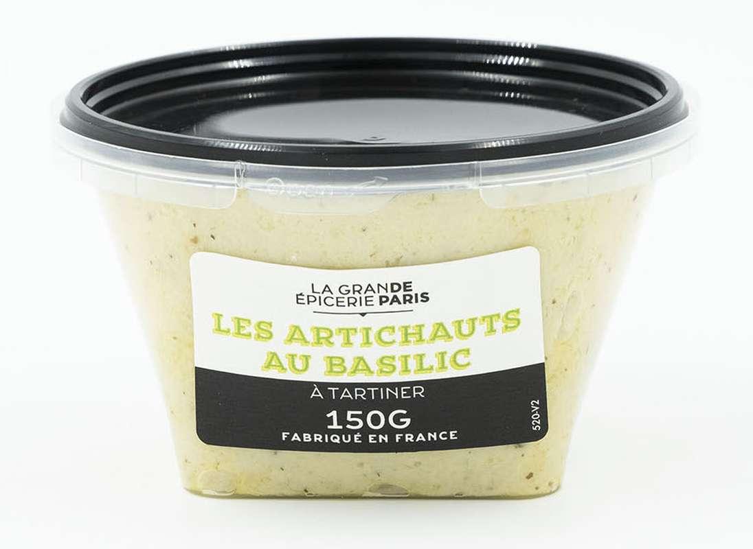 Tartinable d'artichauts, La Grande Epicerie de Paris (150 g)