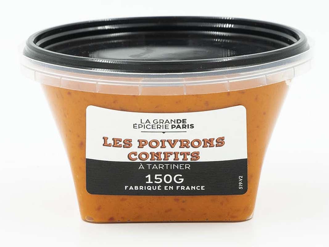 Tartinable de poivron, La Grande Epicerie de Paris (150 g)
