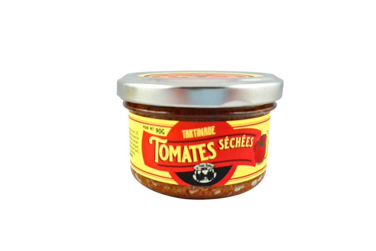 Tartinade de tomates séchées, Le Vieux Bistrot (90 g)