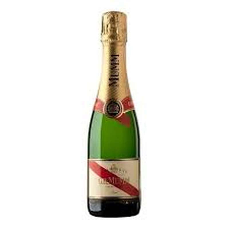 Champagne brut cordon rouge, Mumm (37.5 cl)