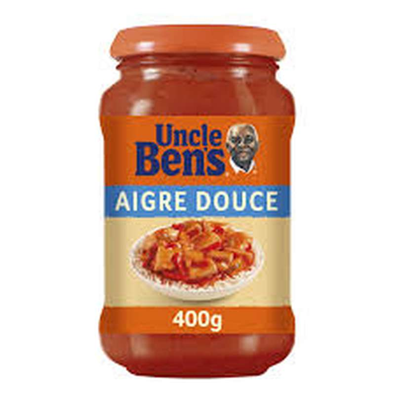 Sauce aigre douce, Uncle Ben's (400 g)