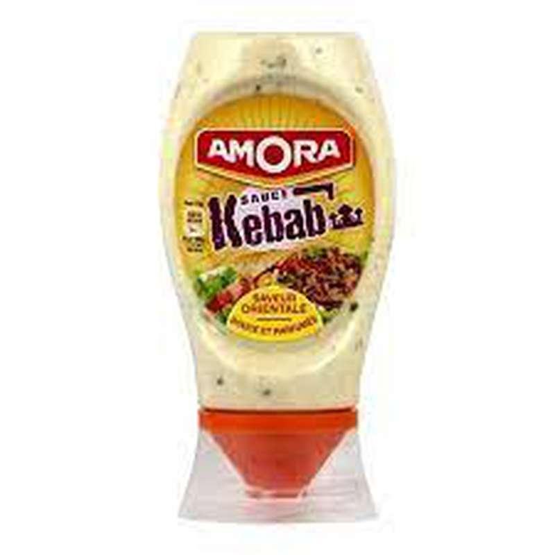 Sauce Kebab, Amora (256 g)