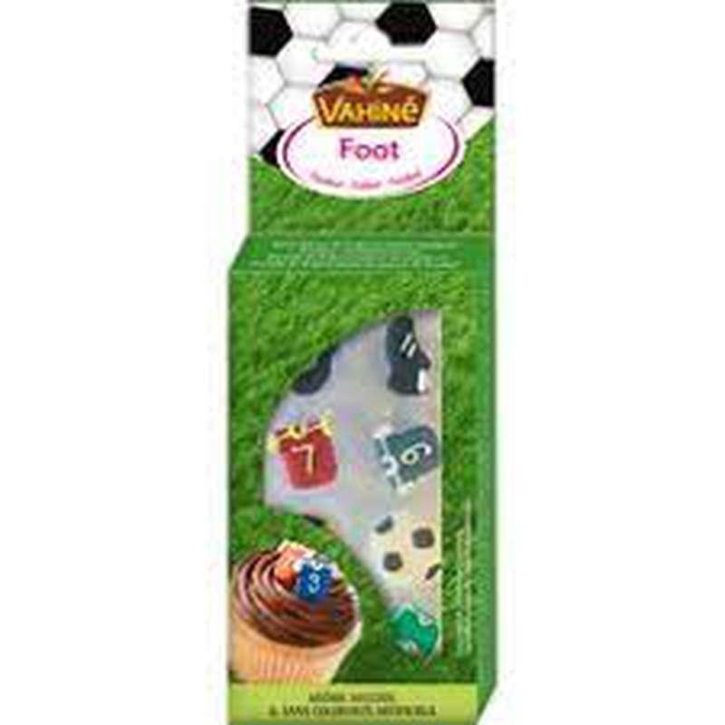 Décors foot en sucre, Vahiné (31 g)