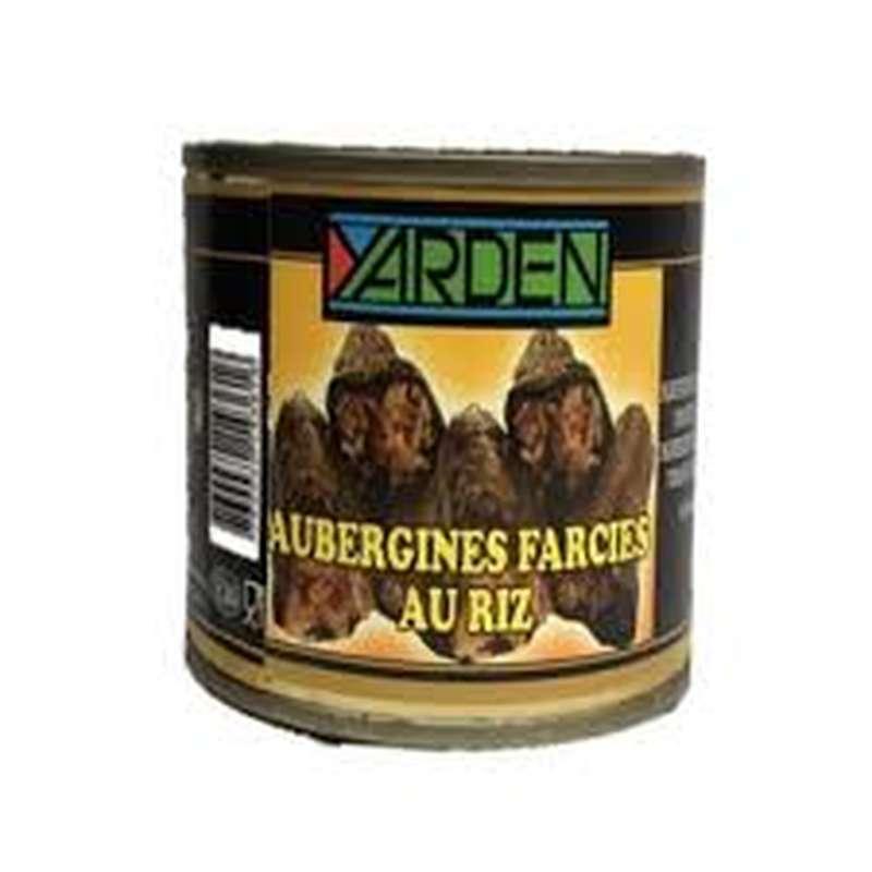 Aubergines farcies, Yarden (390 g)
