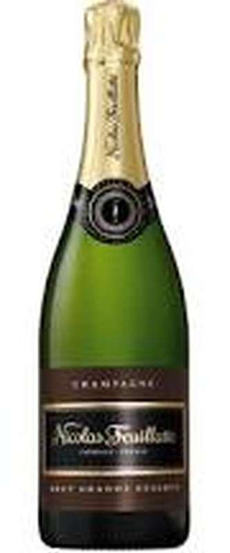 Champagne Brut grande réserve, Nicolas Feuillatte (75 cl)