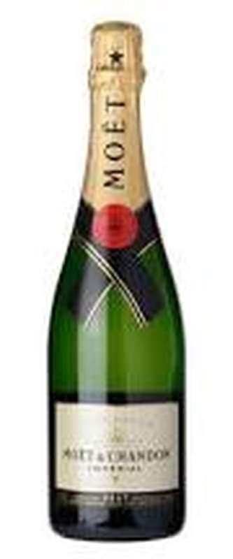 Champagne Impérial Brut, Moët & Chandon (75 cl)