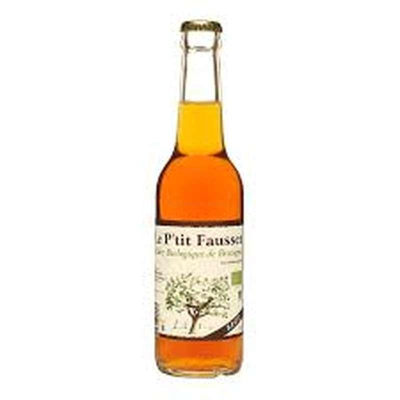 Cidre brut BIO, Le Ptit Fausset (33 cl)