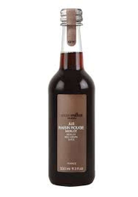 Jus Raisin Rouge Merlot, Alain Milliat (33 cl)