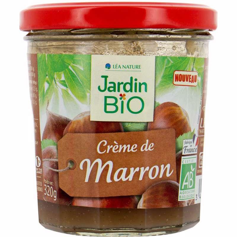 Crème de marron, Jardin Bio (320 g)
