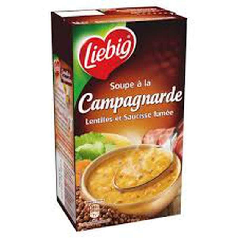 Soupe campagnarde, Liebig (1 L)