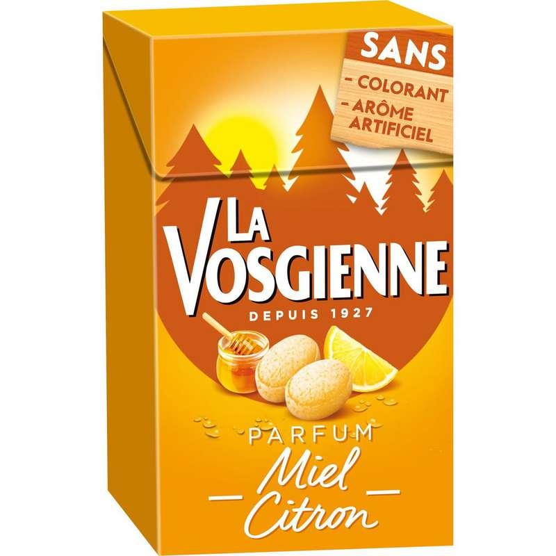 Bonbons miel citron, La Vosgienne (36 g)