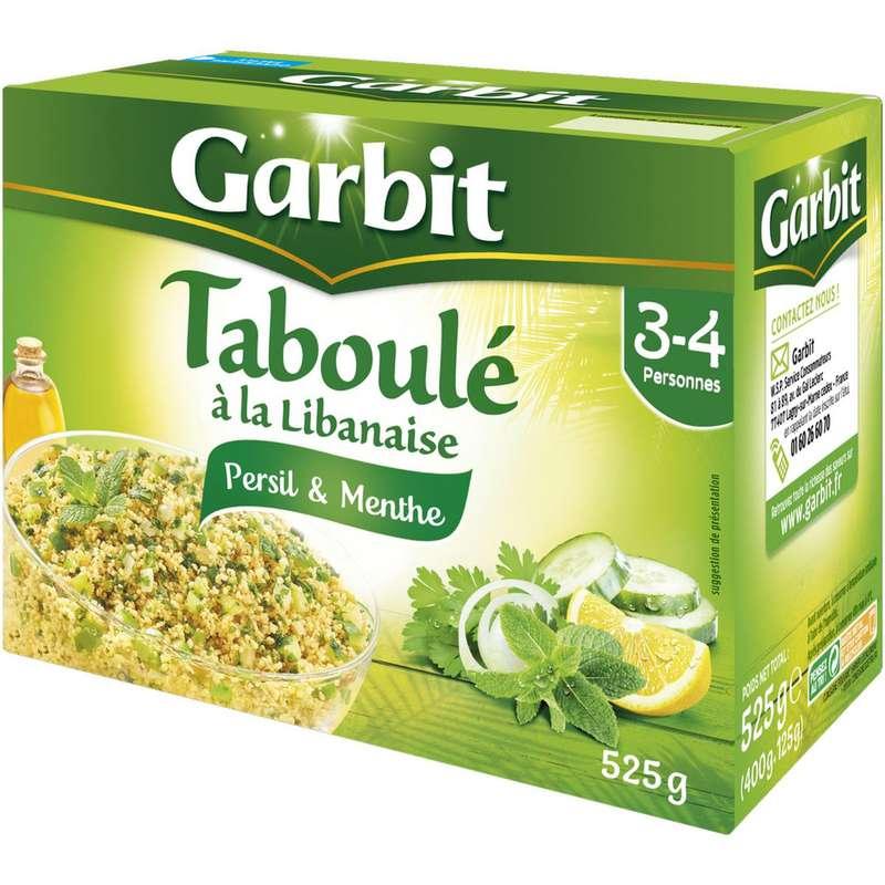 Taboule libanais, Garbit (525 g)