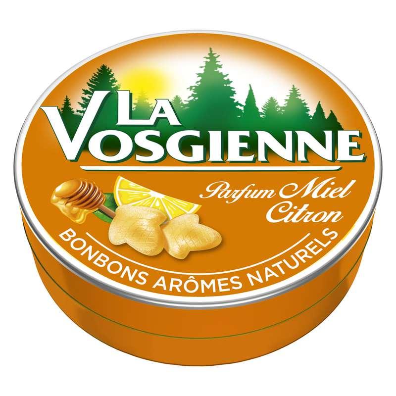 Bonbons miel citron, La Vosgienne (125 g)