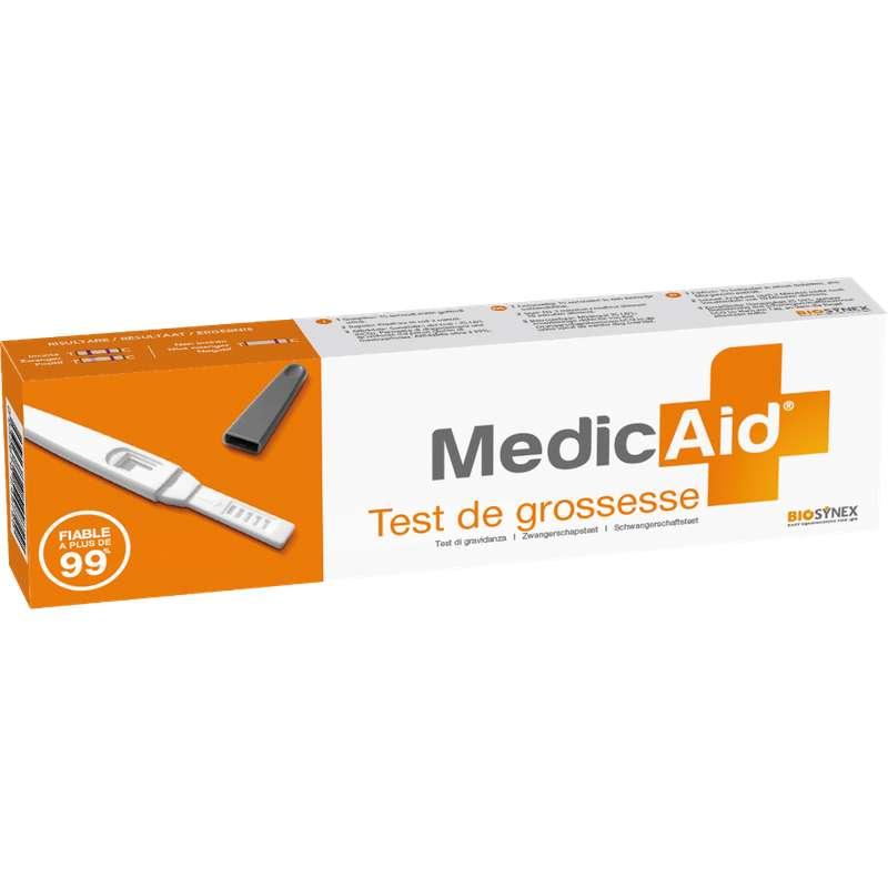 Test de grossesse, MedicAid