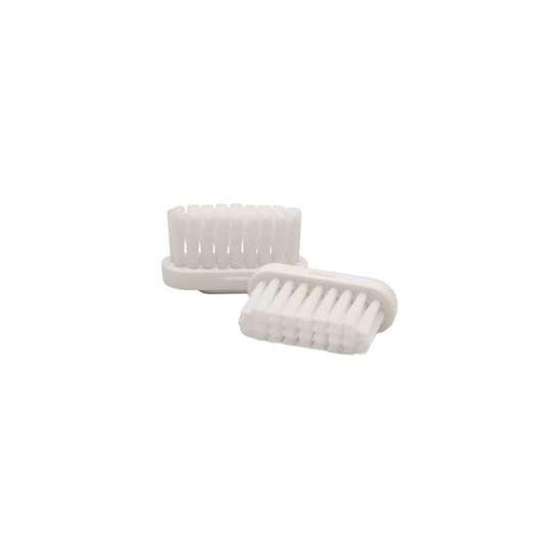 Tête de brosse à dent rechargeable - poil souple, Comme Avant (x 2)