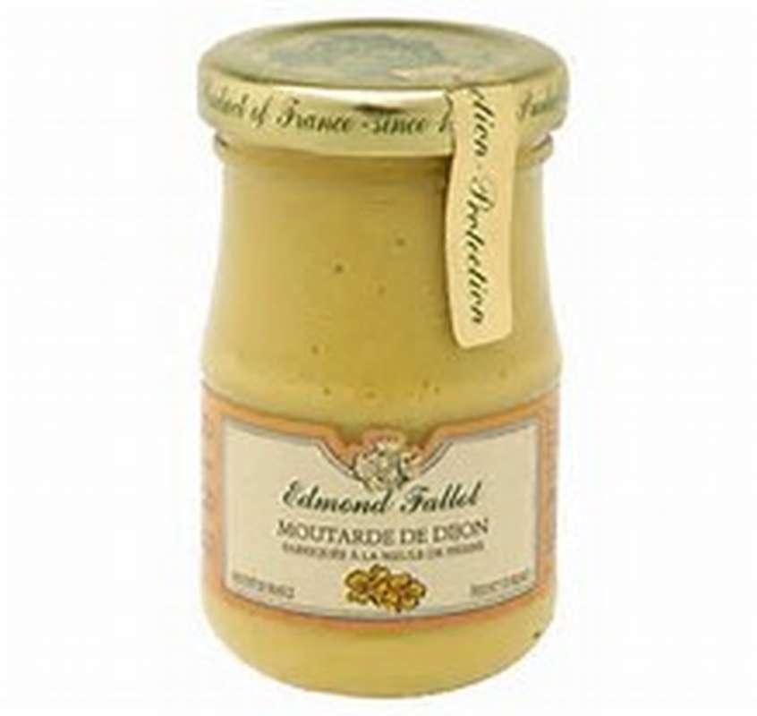 Moutarde de Dijon classique, Fallot (390 g)