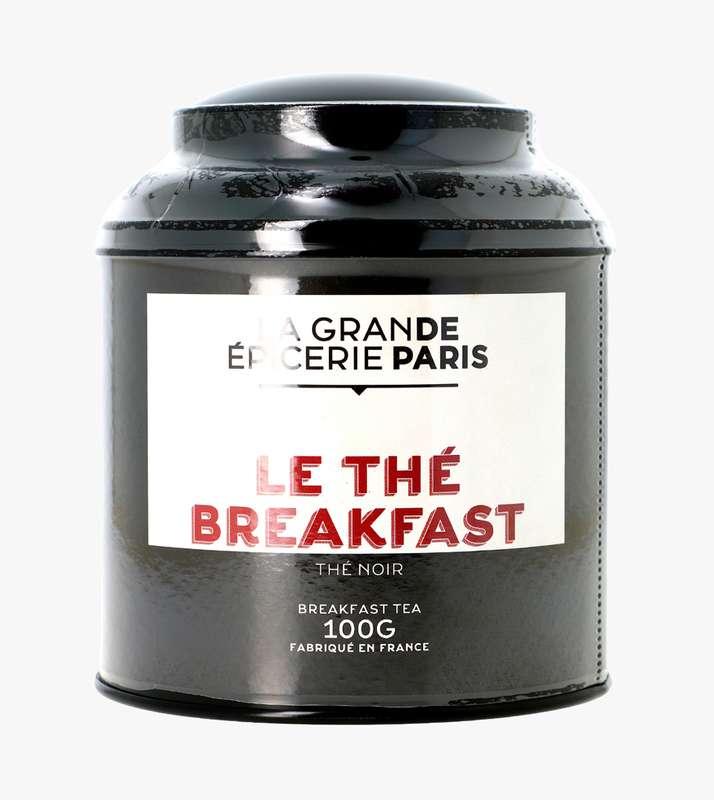 Thé noir Breakfast, La Grande Epicerie de Paris (100 g)