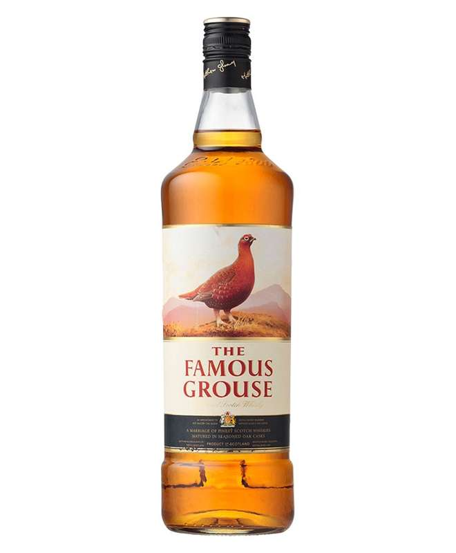 Whisky The Famous Grouse (70 cl)