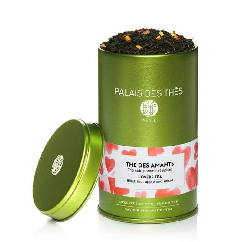 Thé noir des Amants, Palais des Thés (100 g)