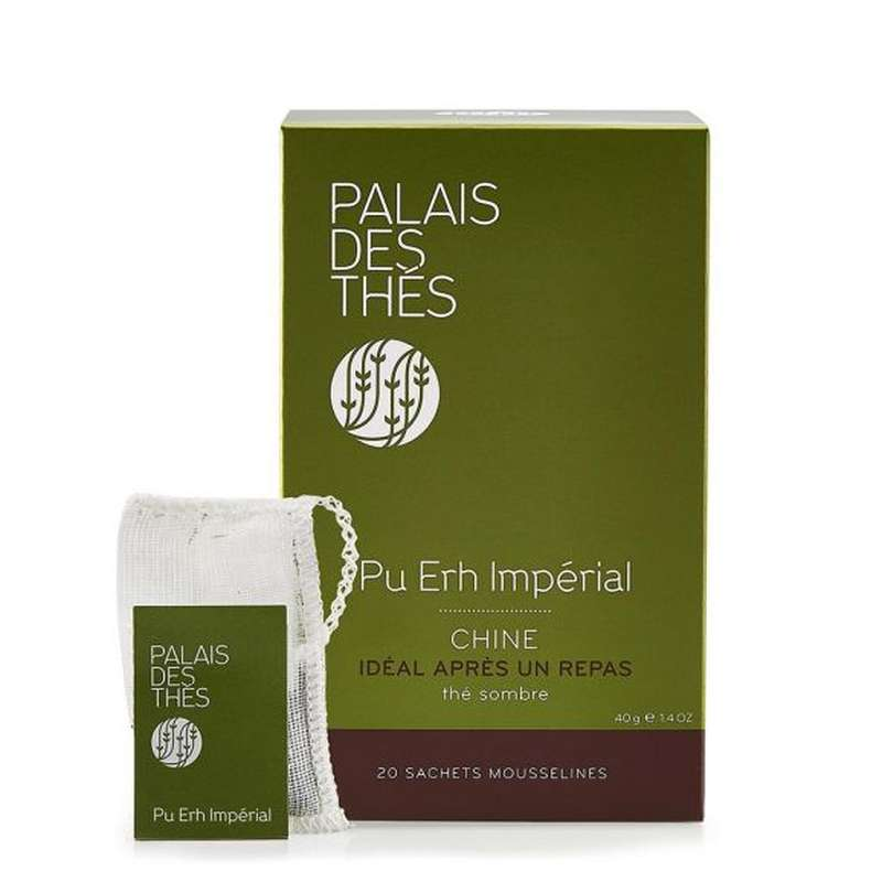 Thé Pu Erh Impérial, Palais des Thés (x 20)