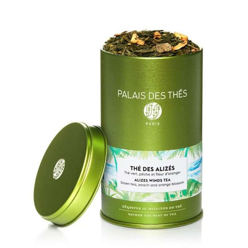 Thé vert des Alizés, Palais des Thés (90 g)