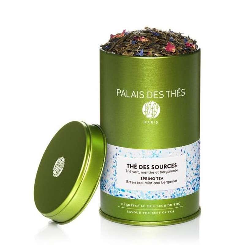 Thé vert des Sources, Palais des Thés (90 g)