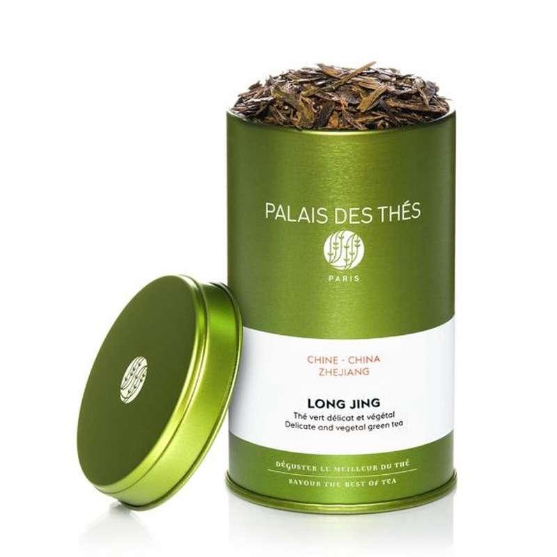 Thé vert Long Jing, Palais des Thés (100 g)