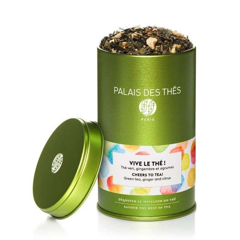 Thé vert Vive le Thé BIO, Palais des Thés (100 g)