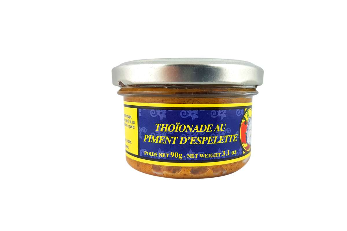 Thoïnade au piment d'Espelette, Le Vieux Bistrot (90 g)