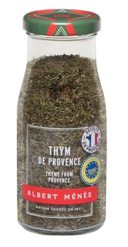 Thym IGP de Provence, Albert Ménès (30 g)