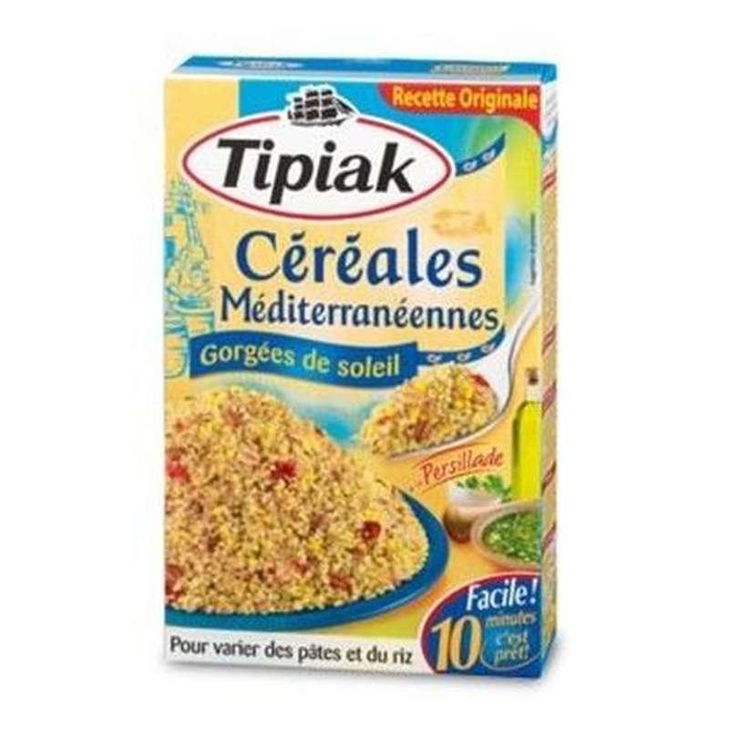 Céréales méditerranéennes, Tipiak (400 g)