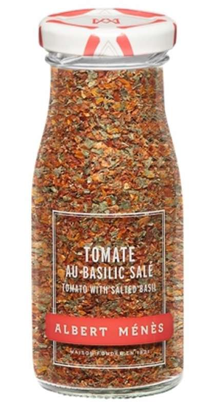 Tomate au basilic salé, Albert Ménès (70 g)