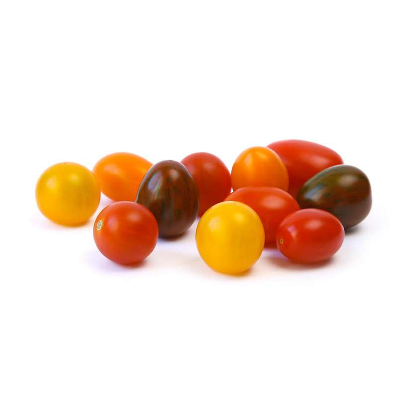 Tomates cerises multicolores BIO, France