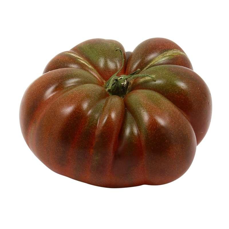 Tomates anciennes côtelées noires de Crimée BIO, France