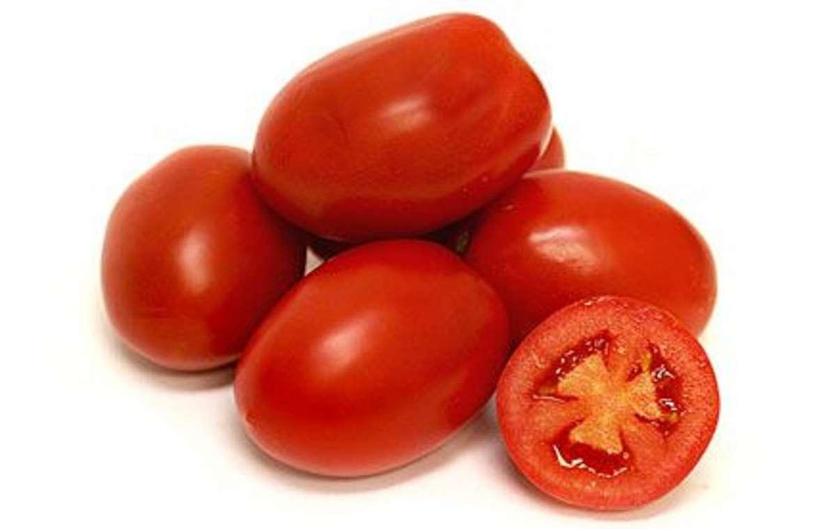 Pack de 1.5 Kg de tomates Roma allongées rouges BIO, France