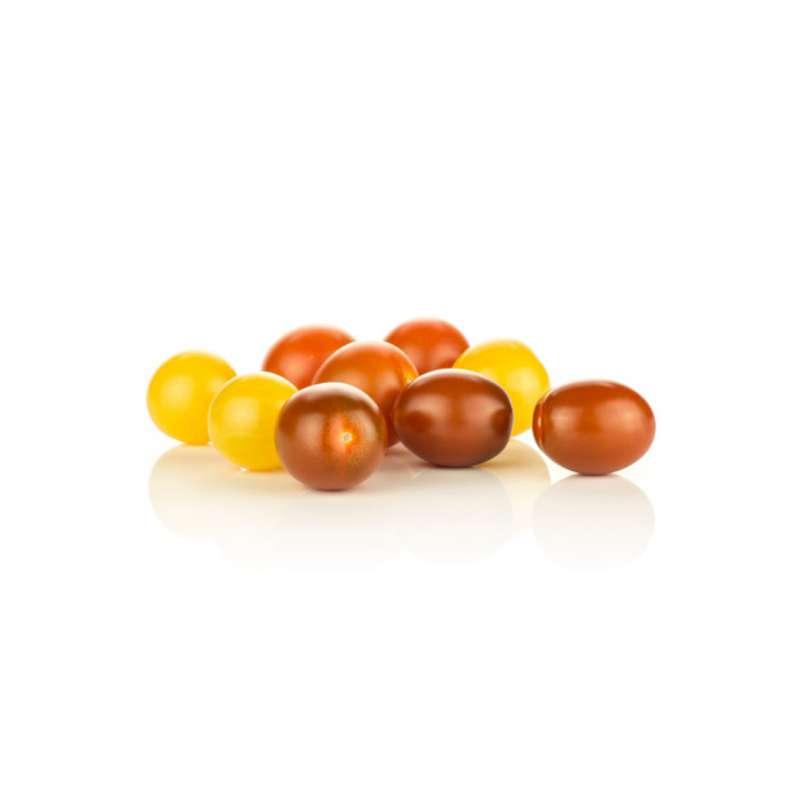 Tomates cerises mix multicolores BIO, France