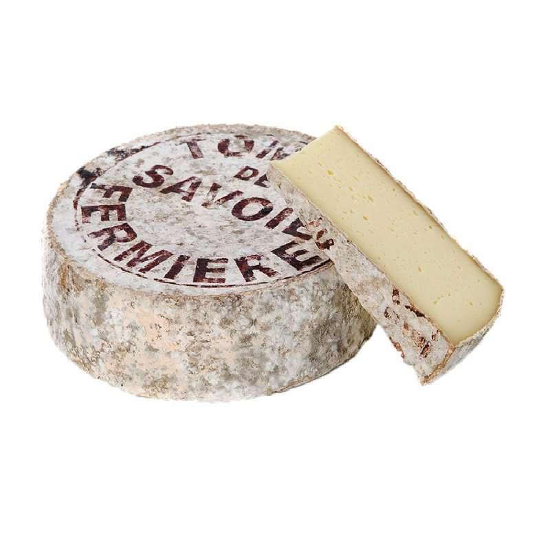 Tomme fermière de Savoie (environ 200 - 250 g)