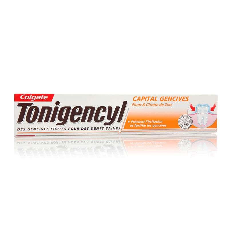 Dentifrice capital gencives, Tonigencyl (75 ml)