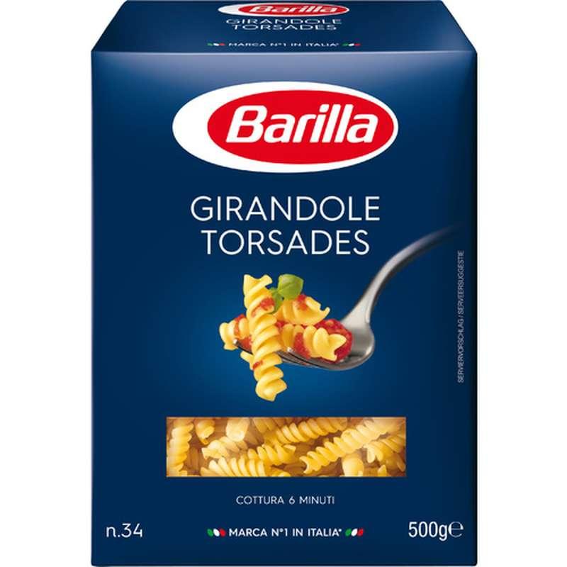 Torsades, Barilla (500 g)