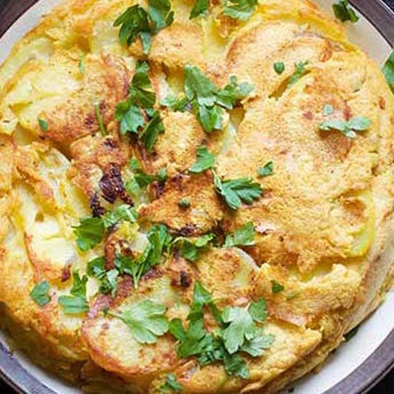 Tortilla de pomme de terre (275 g)