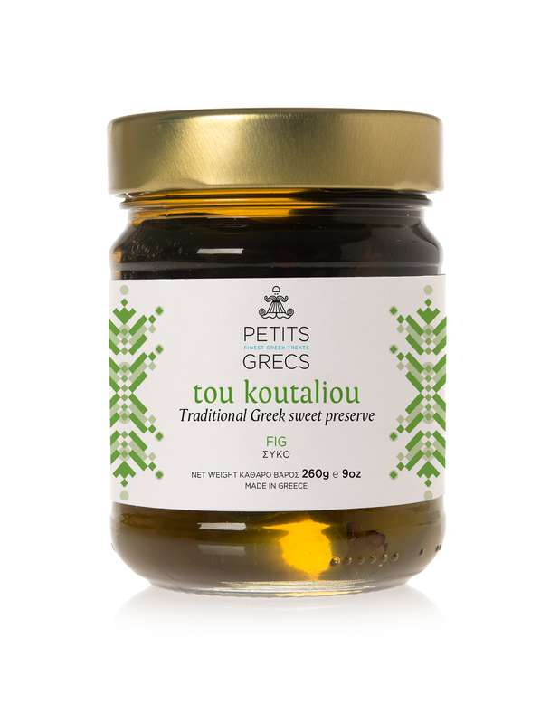 Tou Koutaliou à la figue, Petits Grecs (260 g)