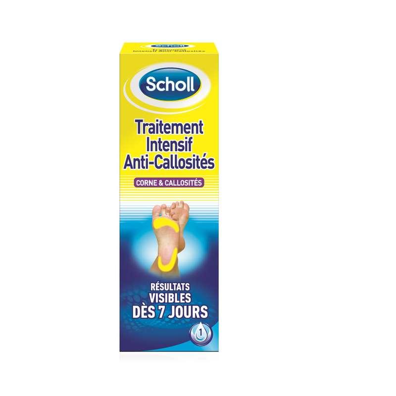 Traitement anti-callosité intensif, Scholl