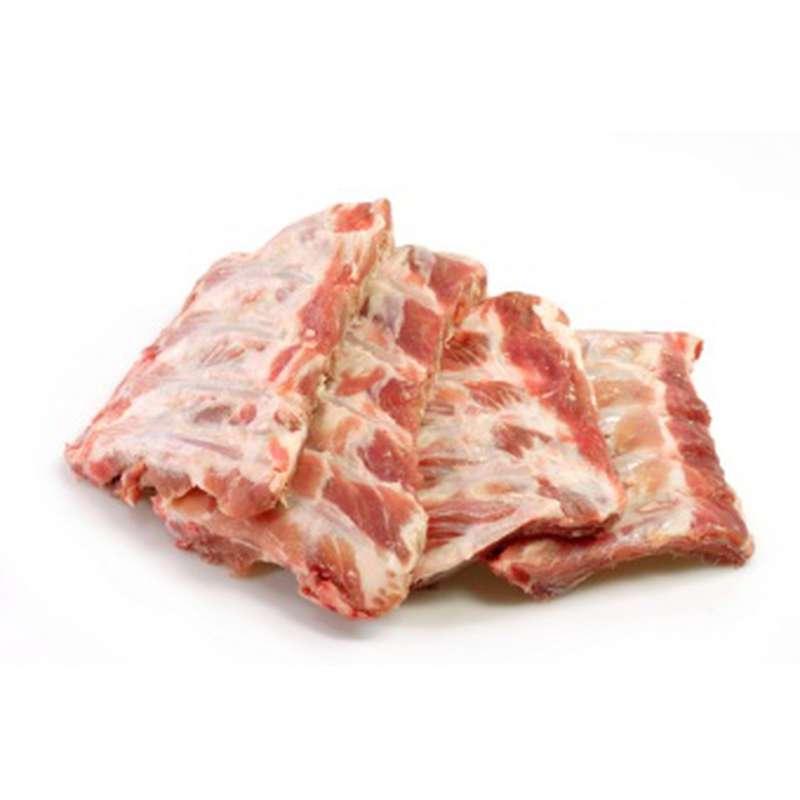 Travers de porc, Ferme de Montchervet (environ 1.6 - 1.8 kg)