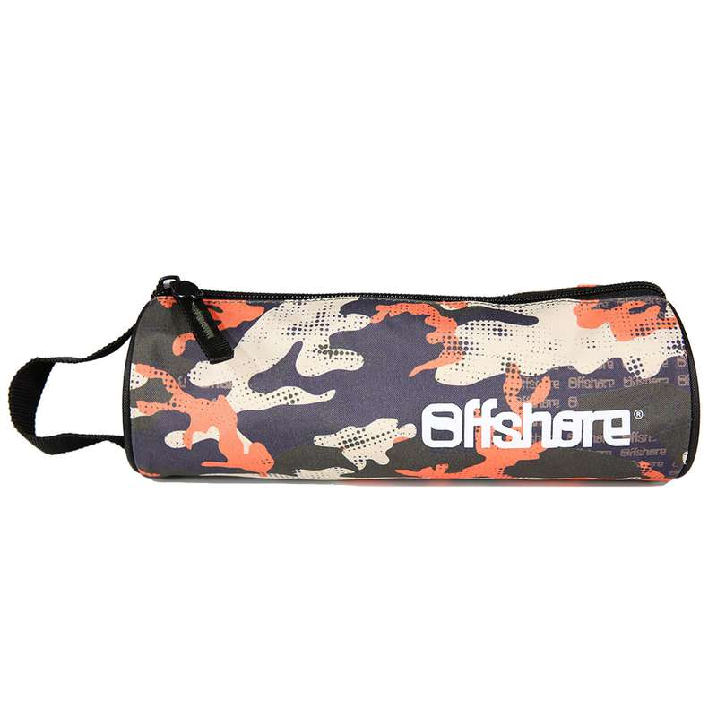 Trousse ronde Camouflage, Offshore (22 cm)