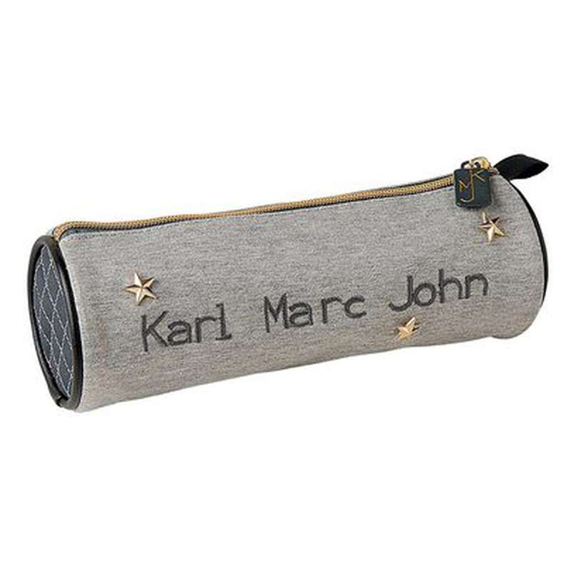 Trousse ronde Classic, Karl Marc John (22 cm)